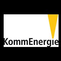 KommEnergie Logo